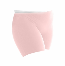 NEW! Pink & White Reversible Leg Shapewear Plus Size 4x
