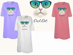 SOLD OUT! Cute Cool Cat Plus Size & Supersize T-Shirts 5x