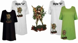 SOLD OUT! Grimm Faerie Plus Size & Supersize T-Shirts