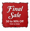 Final Sale! Just Reduced!