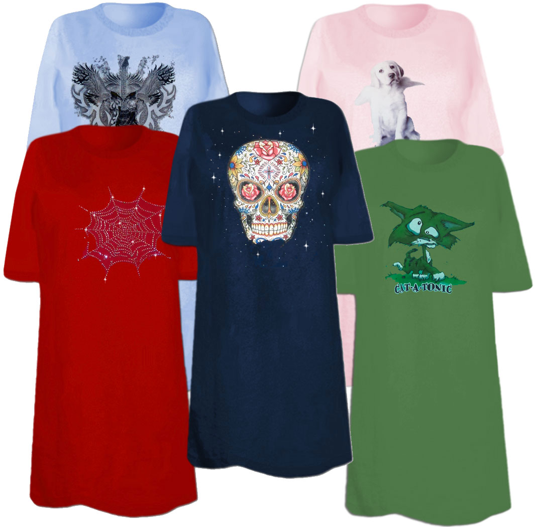 Final Sale Seconds Tshirt Sale Plus Size Supersize Lot