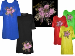 SOLD OUT! SALE! Hawaiian Hibiscus Plus Size & Supersize T-Shirts 4xl 5xl