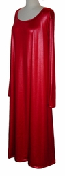 Gorgeous Red Red Red Plus Size Spandex Dress or Shirt 1x 2x 3x 4x 5x 6x 7x 8x 9x