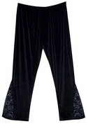 SALE! Hot! Gothic Plus Size & Super Size Lace Pants! Lg Xl 0x 1x 2x 3x 4x 5x 6x 7x 8x 9x