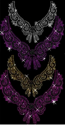 SALE! Many Colors! Rhinestone Neckline Plus Size & Supersize T-Shirts S M L XL 2x 3x 4x 5x 6x 7x 8x