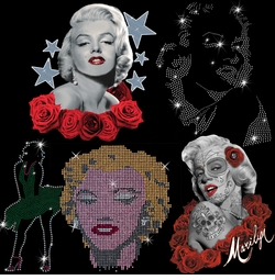 "<font size=""3"" color=""red""><b><center>Marilyn Monroe<br></b><font size=""1"" color=""red""></font>"