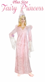 SOLD OUT! SALE! Fairy Princess Pink Plus Size Supersize Halloween Costume + Add Accessories! Sizes Lg XL 1x 2x 3x 4x 5x 6x 7x 8x 9x