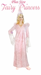 SALE! Fairy Princess Pink Plus Size Supersize Halloween Costume + Add Accessories! Sizes Lg XL 1x 2x 3x 4x 5x 6x 7x 8x 9x