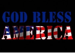 God Bless America Plus Size & Supersize T-Shirts S M L XL 2x 3x 4x 5x 6x 7x 8x 9x (All Colors)