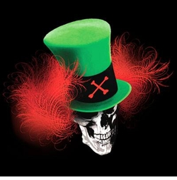 SALE! Green Mad Hatter Plus Size & Supersize T-Shirts S M L XL 2x 3x 4x 5x 6x 7x 8x (All Colors)