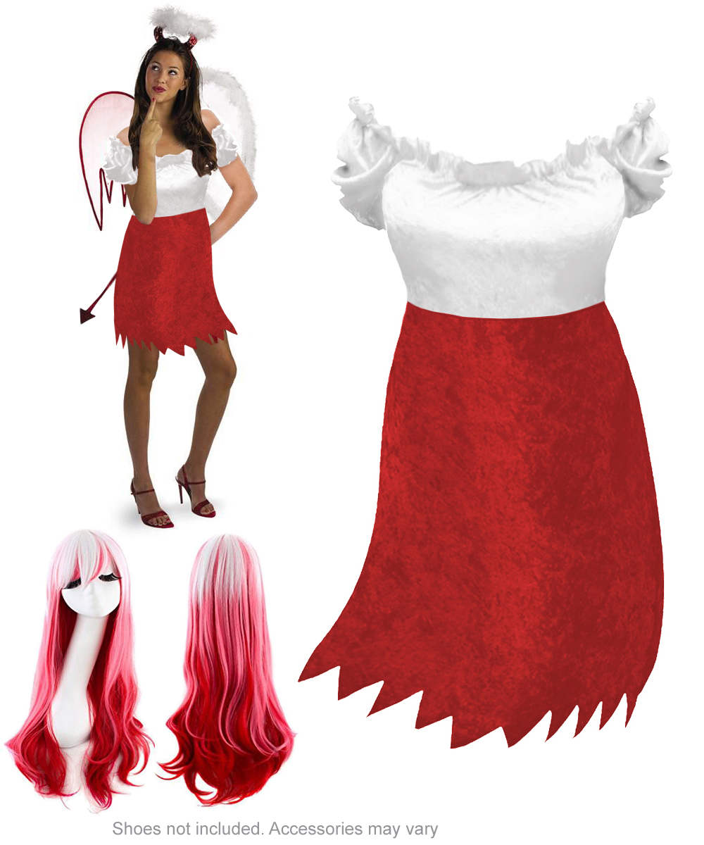 Think, Heavenly devil halloween costume remarkable, very