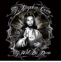 SALE! Jesus Thy Kingdom Come Plus Size & Supersize T-Shirts S M L XL 2x 3x 4x 5x 6x 7x 8x (All Colors)