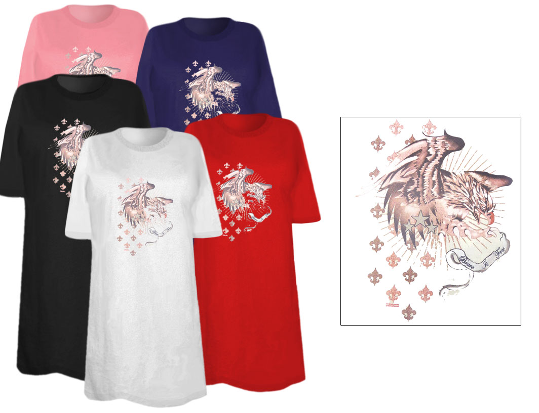 Sale Patriotic Eagle Plus Size Supersize T Shirts S M L