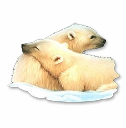 SALE! Polar Bear Pals Plus Size & Supersize T-Shirts S M L XL 2x 3x 4x 5x 6x 7x 8x (All Colors)