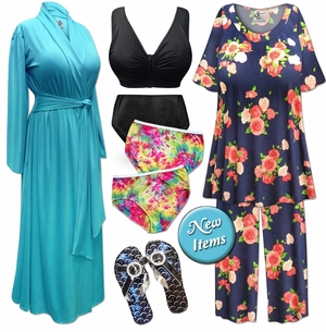 New Plus Size Sleepwear!