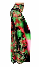 SOLD OUT! Slinky Print Special Order Customizable Plus Size & Supersize Pants, Capri's, Palazzos or Skirts! Lg to 9x