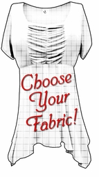 Customizable Special Order Choose Your Slinky Print Plus Size Babydoll Plus Size Tops 0x 1x 2x 3x 4x 5x 6x 7x 8x