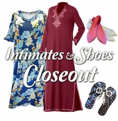 Nina's Clearance Intimates & Shoes