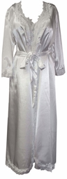 Order Just the Satin & Lace Robe