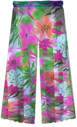 SOLD OUT!  Order this print as pants or a skirt!