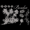 Paradise Tattoo Plus Size & Supersize T-Shirts  S M L XL 2x 3x 4x 5x 6x 7x 8x