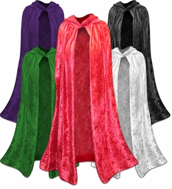 Plus Size Halloween Capes