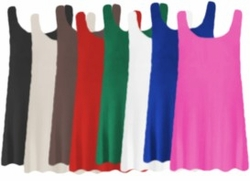 SALE! Plus Size Matching Round Neck Sleeveless Tank Top! 0x 1x 2x 3x 4x 5x 6x 7x 8x 9x