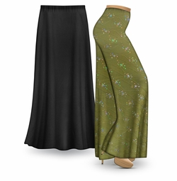 Black Friday - Sale Section: <i><font size=3><b><br>PLUS SIZE PANTS/SKIRTS</b></i>