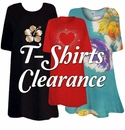 T-Shirts on CLEARANCE!