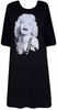 Pretty! Marilyn Monroe Starlet T-Shirts S M L XL 2x 3x 4x 5x 6x 7x 8x Plus Size & Supersize (Darks Only)