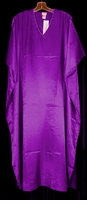 SOLD OUT! Purple Sequins Plus Size & Supersize Caftan Dress 1x to 6x