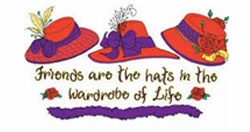 "<font size=""3"" color=""green""><b><center> Red Hat Society<br></b><font size=""1"" color=""red""></font>"