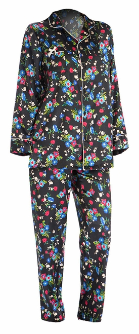 SOLD OUT! SALE! Beautiful Plus Size Pajama Set! Black ...