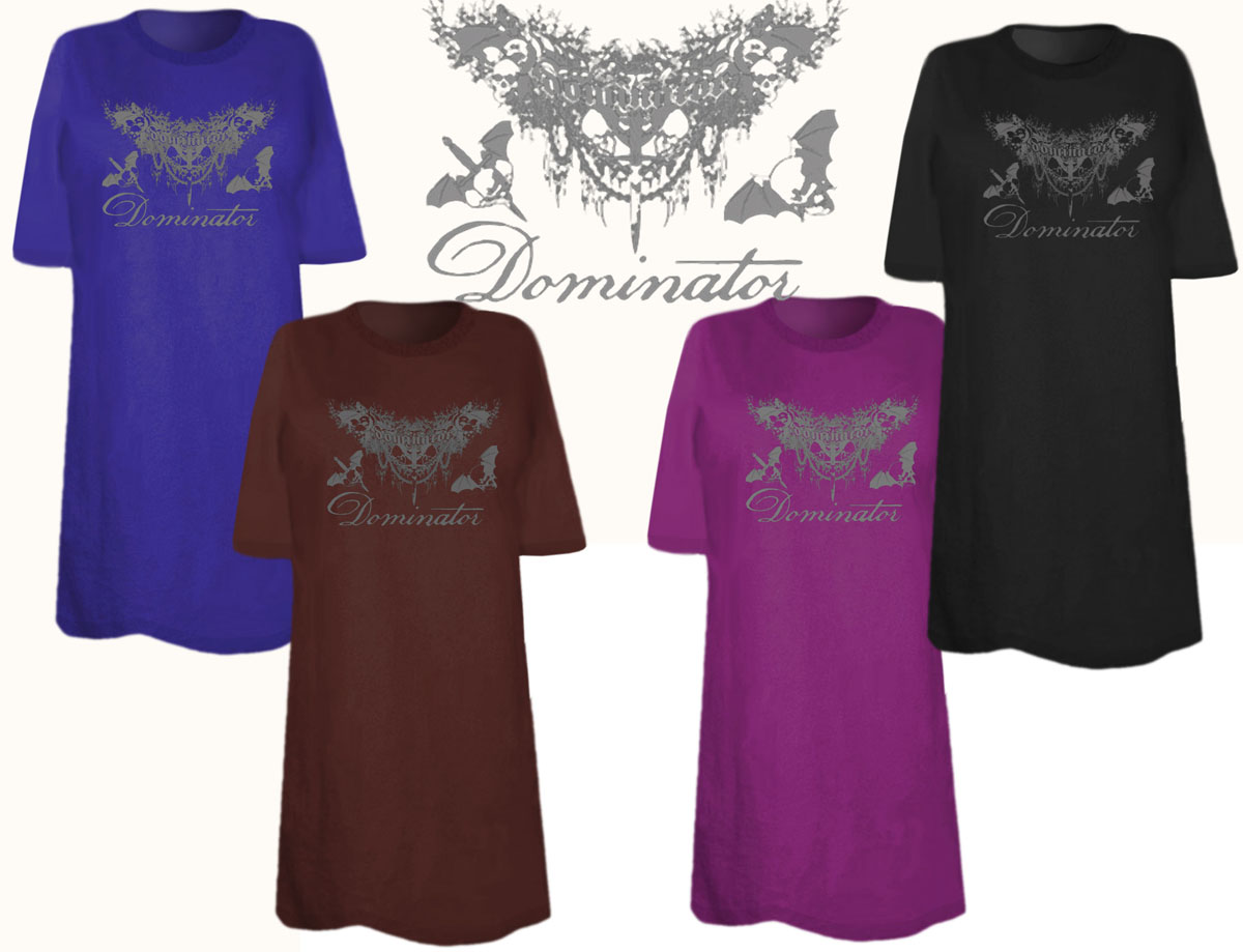 Sale Dominator Plus Size Supersize T Shirts S M L Xl 2x