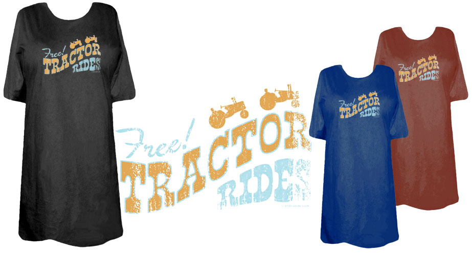 Sale free tractor rides plus size supersize t shirts s for 3x shirts on sale
