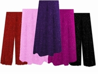 CLEARANCE! Gorgeous Plus Size & Supersize Glimmer Sweater Pants & A-Line Skirts Lg 1x 5x 6x - Purple - Gray - Pink