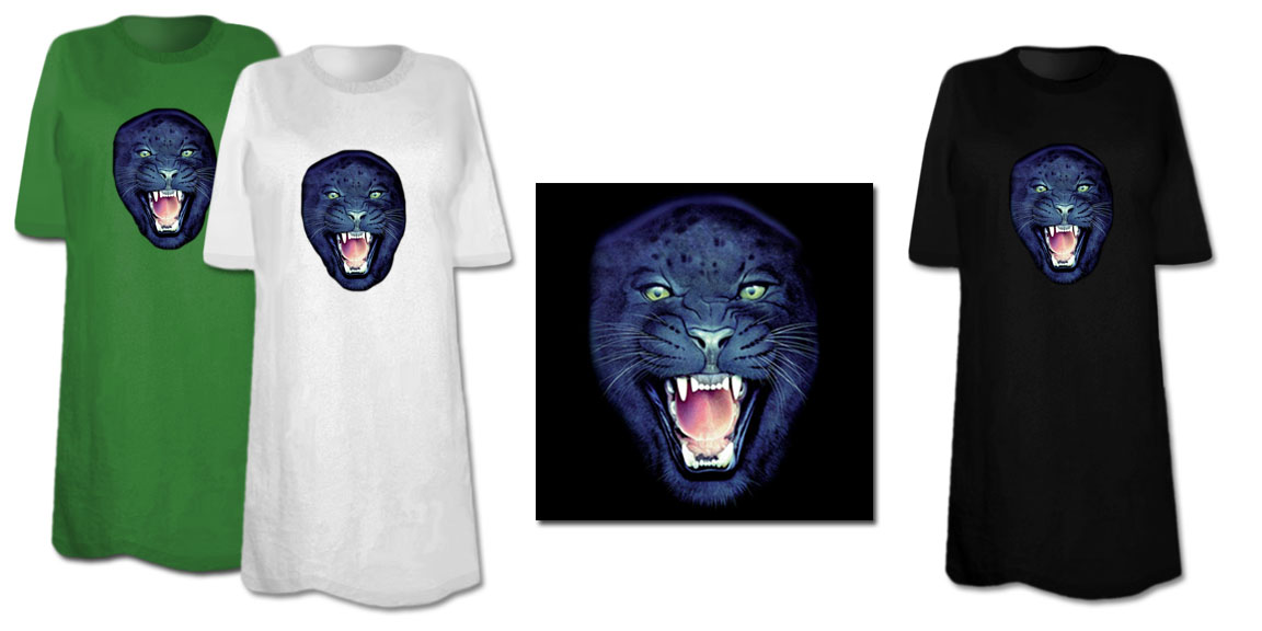 Sale Hot Jaguar Plus Size Supersize T Shirts S M L Xl