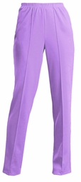 SOLD OUT! SALE! Light Purple Violet Elastic Waist Plus Size Pants 5x