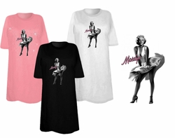 SOLD OUT! FINAL SALE! Marilyn Monroe White Dress Plus Size & Supersize T-Shirts  xl
