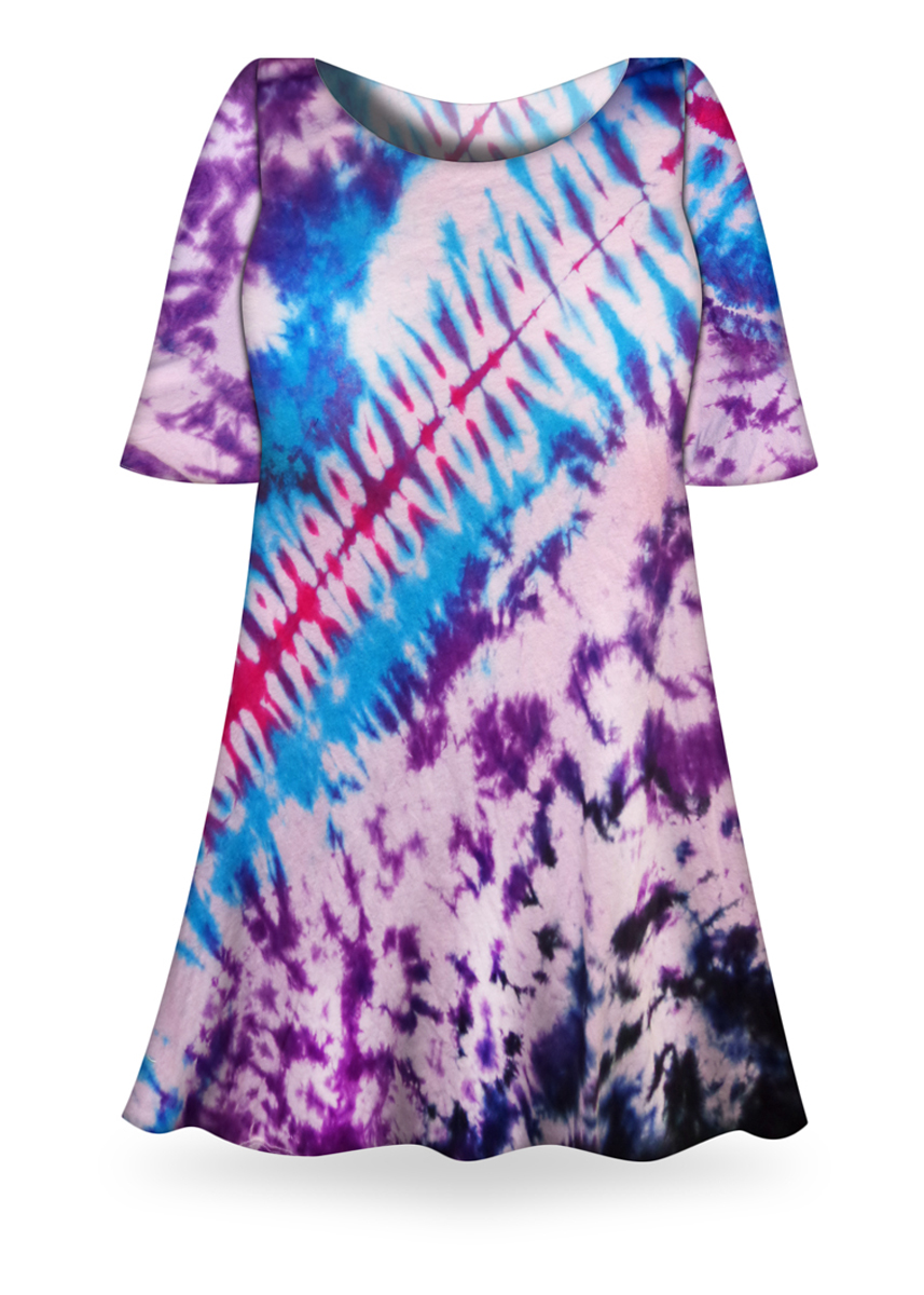 Sale morning glory tie dye plus size supersize x long t for 3x shirts on sale