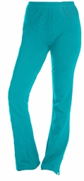 SALE! Tall Length Turquoise Bootcut Knit Plus Size Yoga Pants 5x