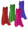 SOLD OUT! CLEARANCE! Plus Size Solid Color Poly/Cotton Jersey Swimsuit Cover Up Dresses & Shirts 4x