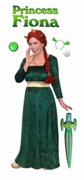 SOLD OUT! CLEARANCE! Princess Fiona Costume from Shrek! Plus Size And Supersize Halloween Costume + Add Accessories! XL 6x