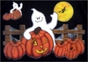 SALE! Pumpkin Ghost Halloween Plus Size & Supersize T-Shirts S M L XL 2x 3x 4x 5x 6x 7x 8x Many Colors!