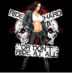 SALE! RIDE HARD OR DON'T RIDE Skull Plus Size & Supersize T-Shirts  S M L XL 2x 3x 4x 5x 6x 7x 8x  (All Colors)