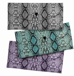 SOLD OUT! SALE! Snake Print Wallets