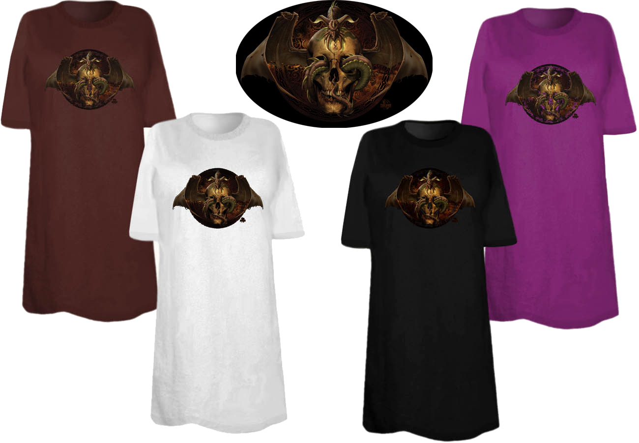 Sale snake through skull eyes dragon 39 s descent plus for 3x shirts on sale