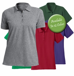FINAL CLEARANCE SALE! Solid Color Short Sleeve Plus Size Polo Shirt  3XL