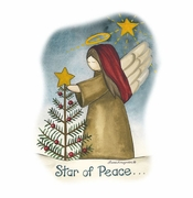 SALE! Star Angel Of Peace Plus Size & Supersize T-Shirts L XL 1 2x 3x 4x 5x 6x 7x 8x(Lights Only)