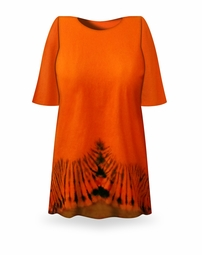 SALE! Sunset Mountain Tie Dye Plus Size T-Shirt L XL 2x 3x 4x 5x 6x
